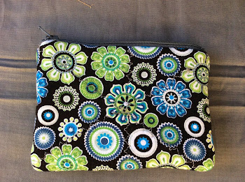 Beautiful Handmade Quilted Change Purses