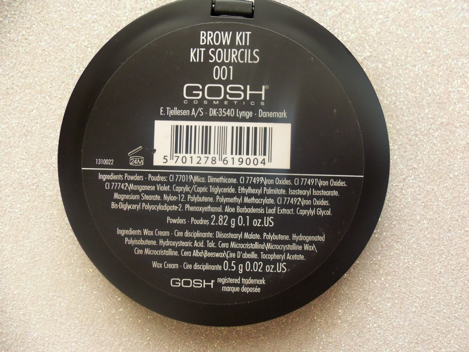 Gosh Brow Kit