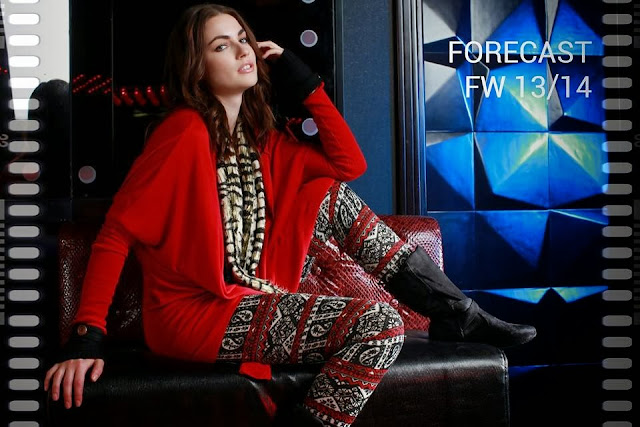 Stylish Winter Wear Outfits For Men & Women 2013-14 By Forecast