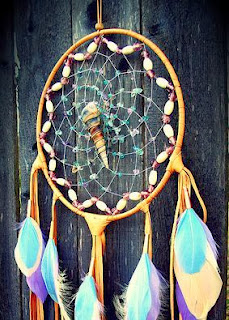 Dream catcher la gi vỏ ốc