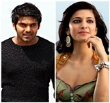 Sruthi Hasan as a Pair to Arya