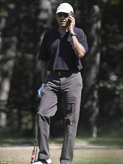 obama, call, earthquake