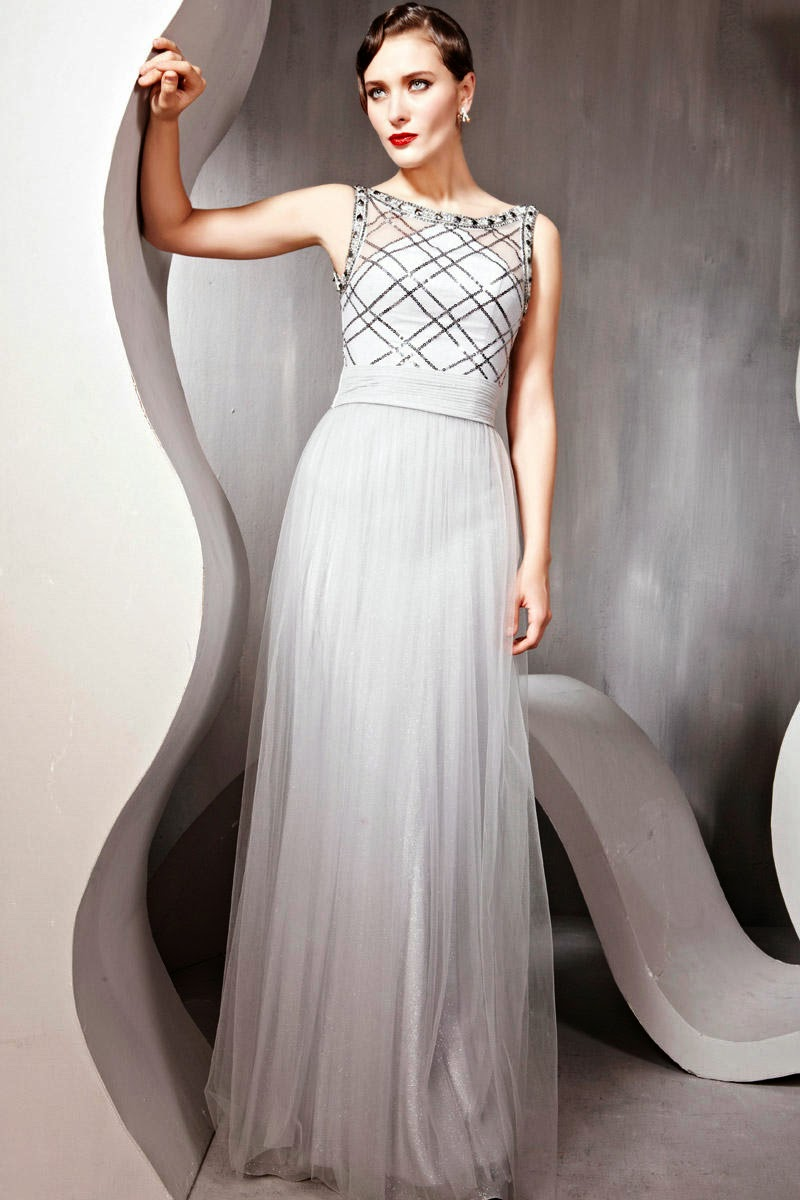 Women Party Dress Design Modest Prom Dress Patterns 2015