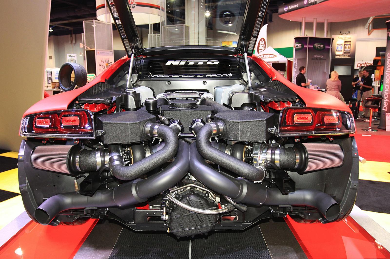 Underground Racing Twin-Turbo Audi R8 GT | Sport Cars