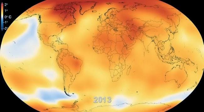 gas de efecto invernadero