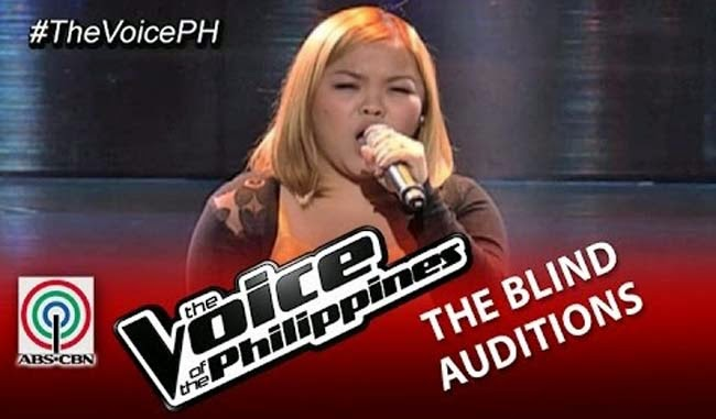 Mackie Cao Sings 'Listen' on The Voice of the Philippines Season 2 Blind Audition