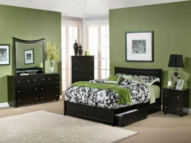 wall paint color schemes bedroom