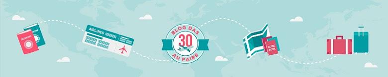 O Blog das 30 Au Pairs