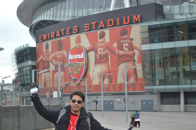 tour stadium emirates