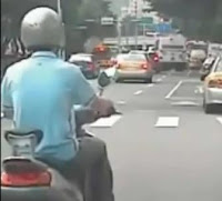 colgado moto