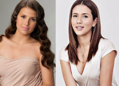 Karylle, Tippy Dos Santos in for Miss Saigon Call Backs