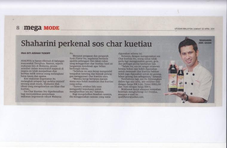 Paper Utusan Malaysia