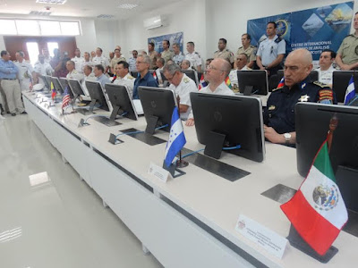 Armada de Colombia inaugura el centro Internacional Marítimo Contra el Narcotráfico