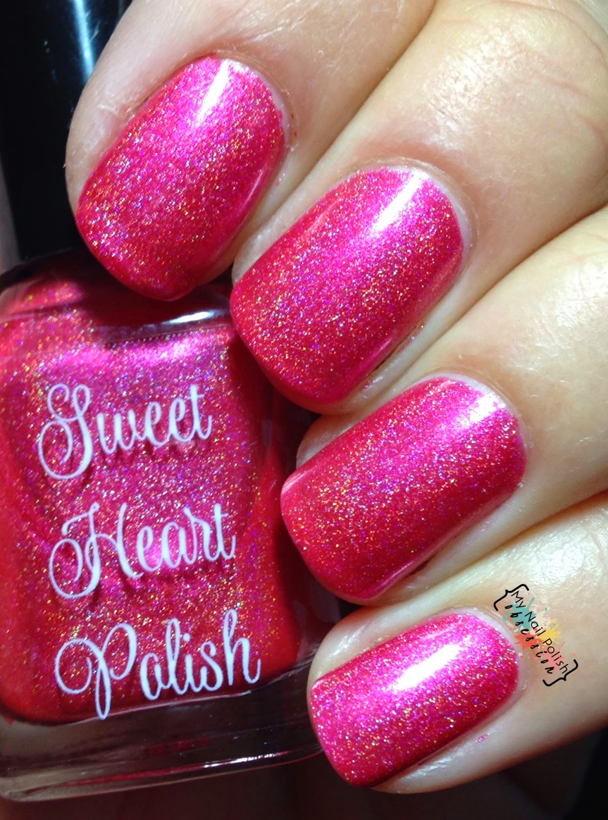 Sweet Heart Polish Do You Trust Me