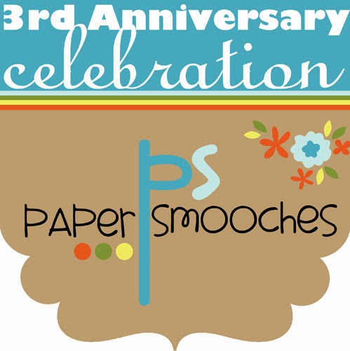 Paper Smooches Anniversay