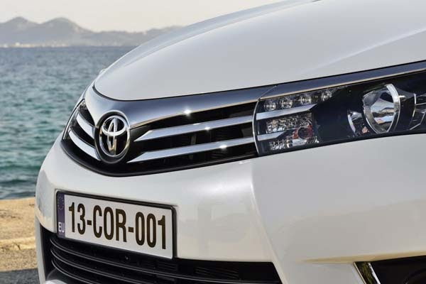 foto do carro Corolla 2014 o Novo Carro da Toyota