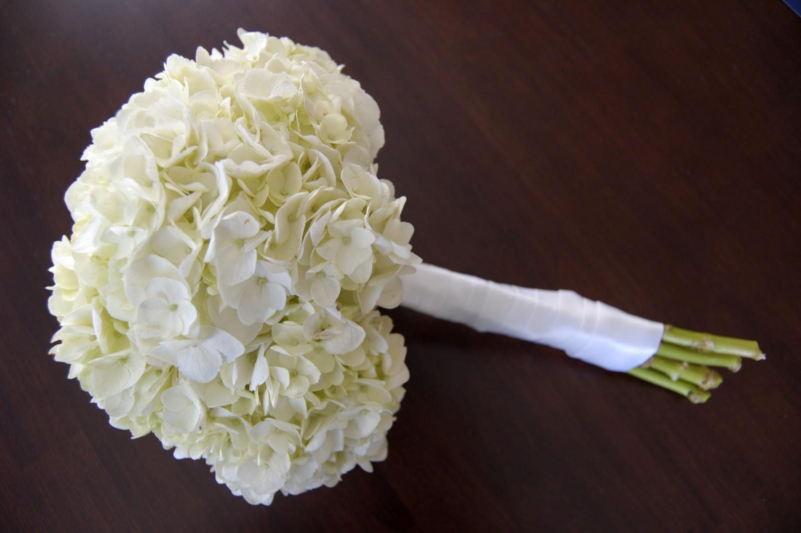 Pieces of Anna: DIY Floral Wedding Bouquet