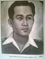 Biografi riwayat hidup Halim Perdana Kusuma
