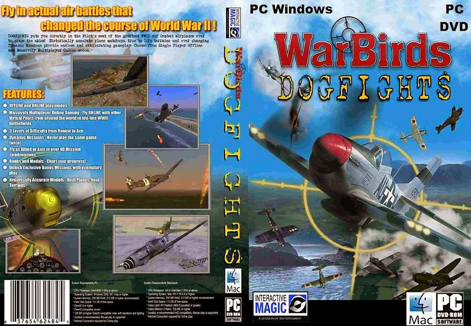 Download Warbirds Dogfights 2016 663330WarBirds