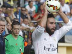 El Madrid juega peligrosamente