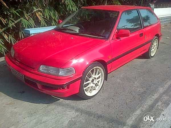Dijual Civic 2 Pintu 1990 Kediri Lapak Mobil Dan Motor Bekas