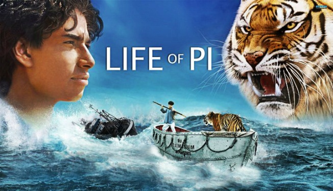 life of pi movie poster adventure pi patel richard parker