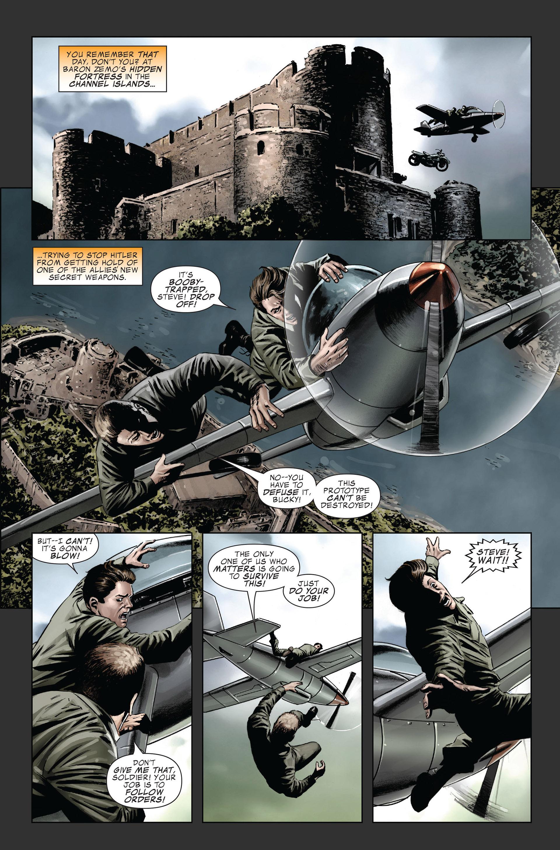 Captain America (2005) Issue #31 #31 - English 18