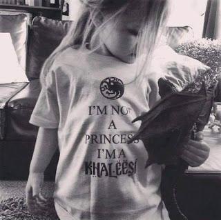 no soy princesa soy khaleesi - Juego de Tronos en los siete reinos
