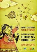 {2 Απριλίου - Παγκόσμια Ημέρα Παιδικού Βιβλίου}