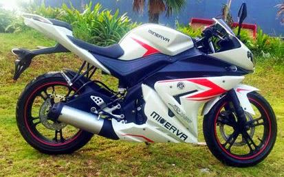 Pilihan Warna Dan Harga Resmi New Minerva RX 150