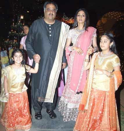 Actress sridevi family photos amazegallery