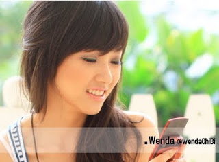 Foto Wenda Cherry Belle Terbaru | Profil dan Biodata Lengkap