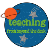 teaching from beyond the desk