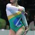 Juliana Santos se torna técnica de ginástica artística