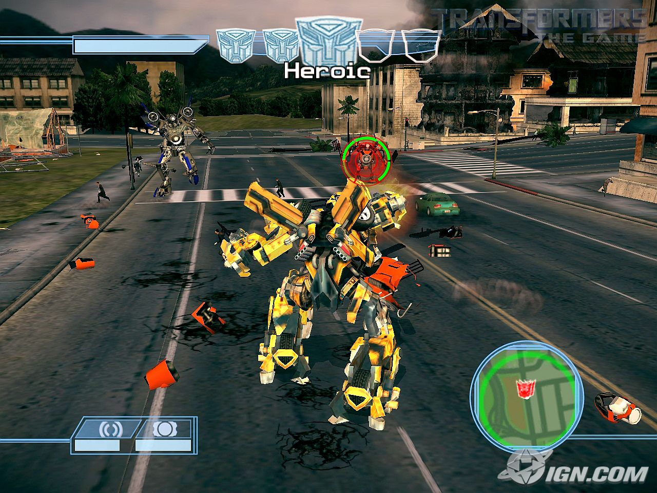 Download Game Transformer : The Game ~ Rifaiy Share