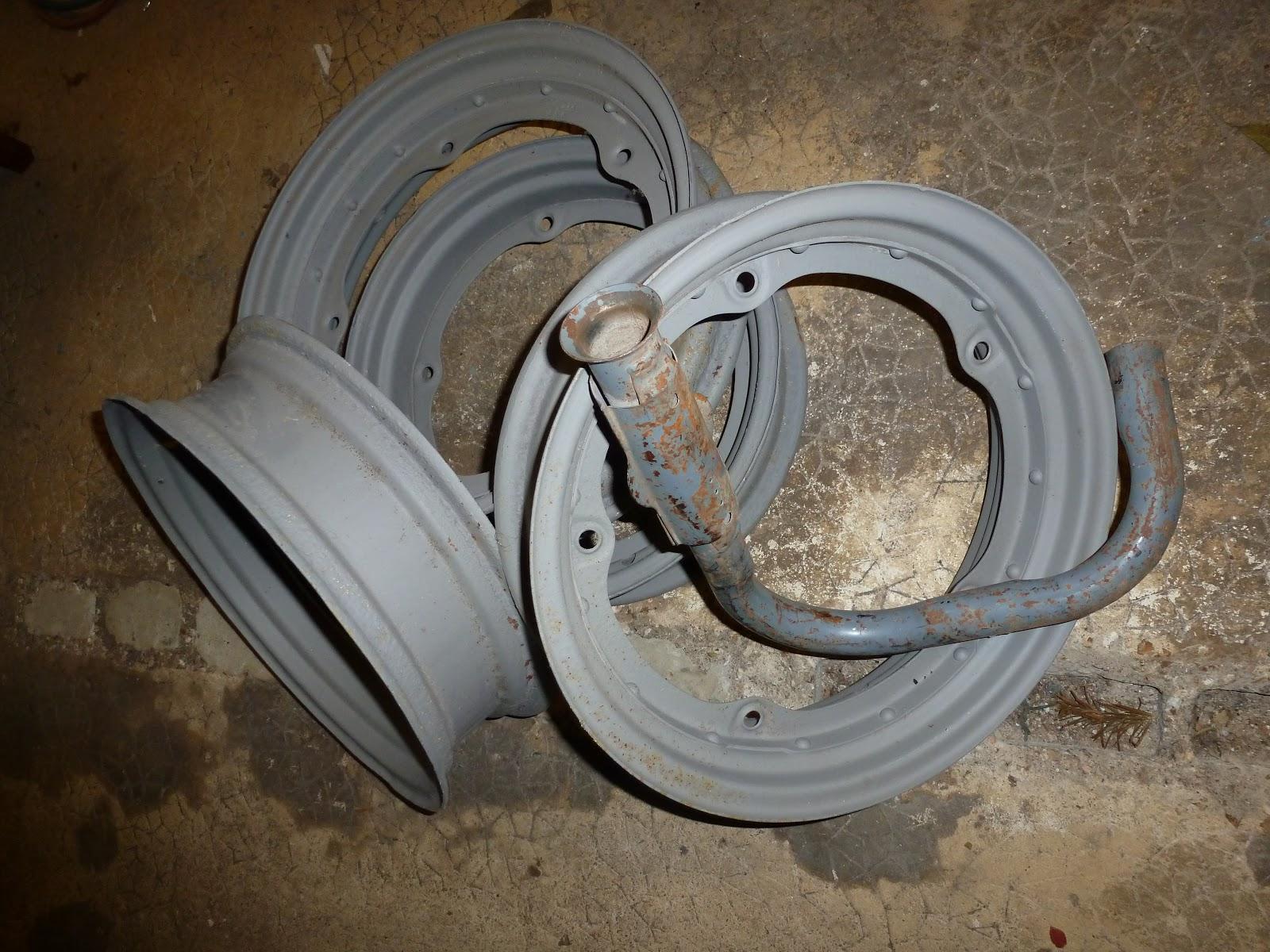 Vide garage de la fert bernard restauration d 39 une for Garage de l etoile la maxe