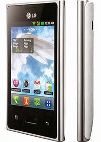 LG Optimus L3 E400 User Manual Guide