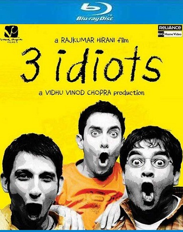 MOVIE - TV MOVIE - ANIME - SERIES - OTHER MOVIE CINEMA: 3 Idiots (2009