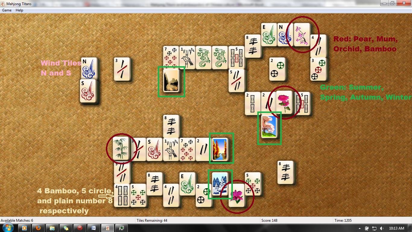 Mahjong titans скачать windows 7