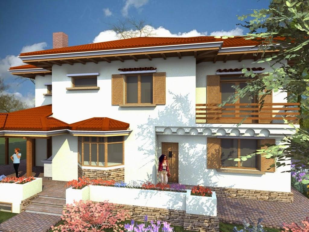Arhitectura case ,vile,restaurante- Bucuresti