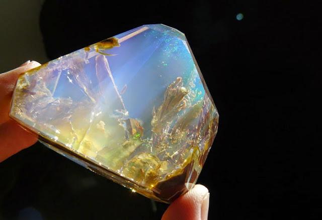 Ocean Inside An Opal