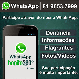 WhatsApp  - Redação Bonito360graus