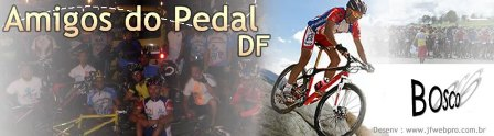 Clube  Formosa Bike Sport e Amigos do pedal