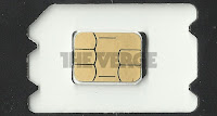 Nano-Sim Prototype from Apple