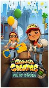 Subway Surfers Apk Android Oyun resimi 1