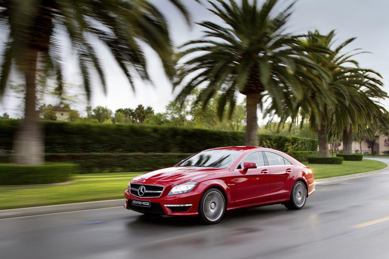 Mercedes-Benz CLS63 AMG C218