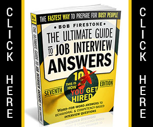 Have the RIGHT Answers at your next interview