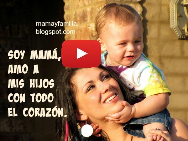 poema de una madre, soy mama