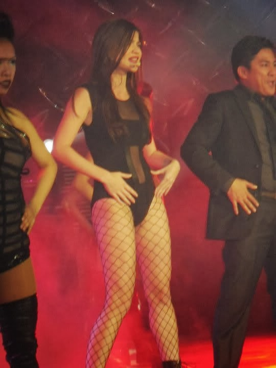 anne curtis sexy number in its showtime 03