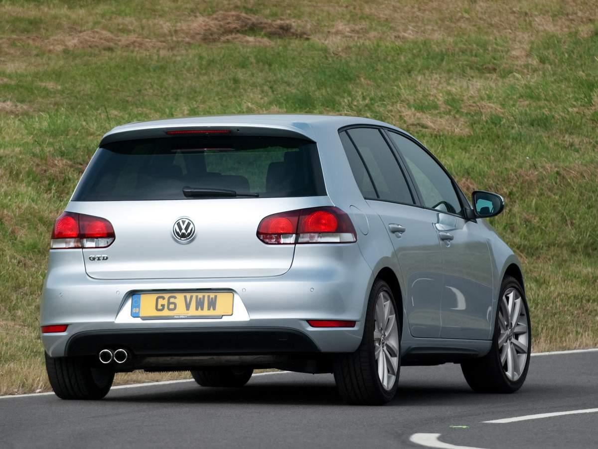 Volkswagen Golf GTI - 6ª geração